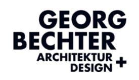 Logo Georg Bechter Achitektur Design