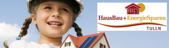 SonnenKlee auf der HausBau + Energiesparen Messe in Tulln