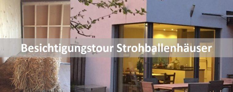 Besichtigungstour Strohballenhäuser im Raum Oberösterreich