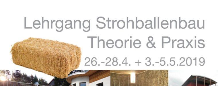 Lehrgang Strohballenbau in Abetzdorf
