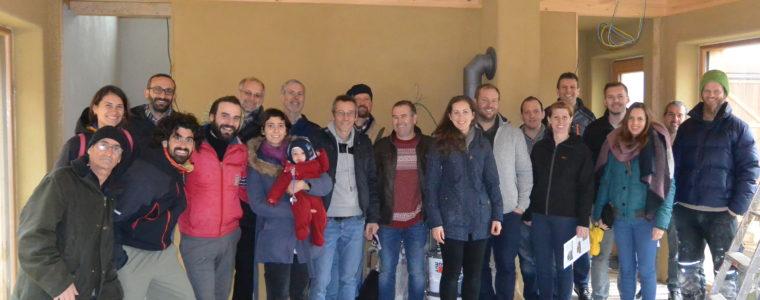 Bericht von unserer Strohhaus-Exkursion in Oberösterreich