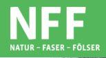 Logo gruen weiss partner sonnenklee nff natur faser fuelser