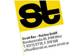 Logo Strobl Bau