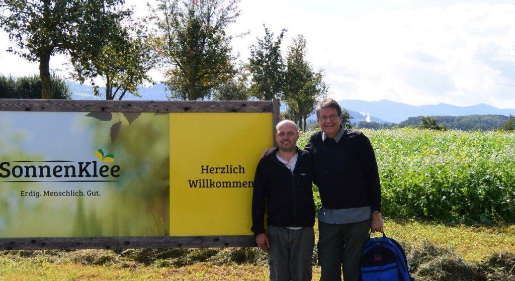 Martin Matzenberger und Andi Holler