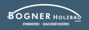 Logo Bogner Holzbau